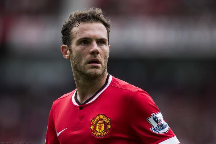 Juan Mata, Manchester United