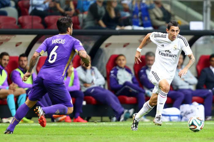 Angel Di Maria, Real Madrid