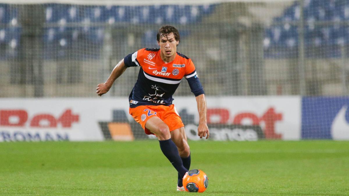 Benjamin Stambouli, Montpellier