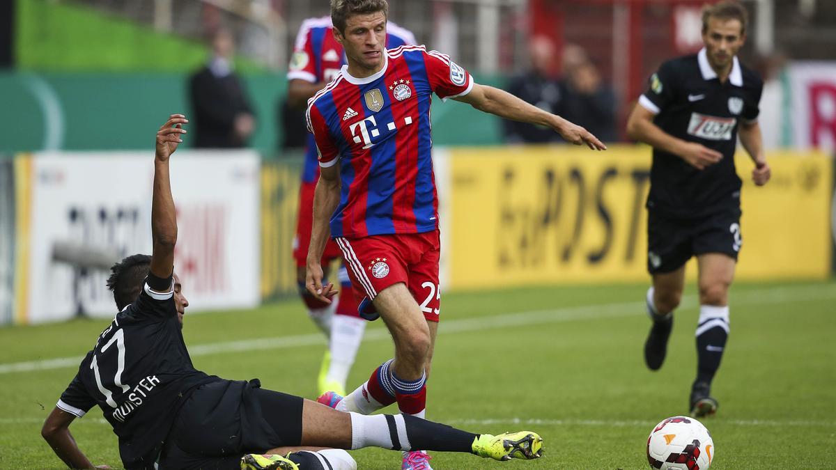 Mercato - Bayern Munich : Müller a décliné une grosse offre cet été !