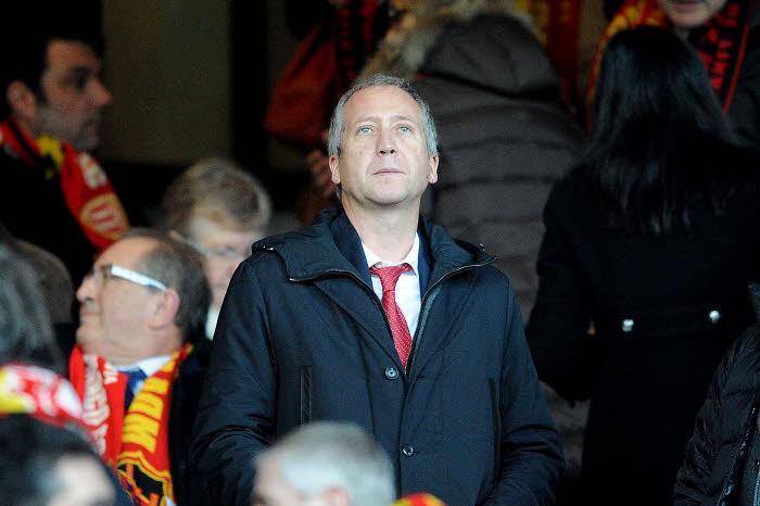 Vadim Vasilyev, Vice-Président de l'AS Monaco