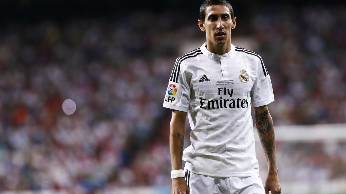 Angel Di Maria, Real Madrid