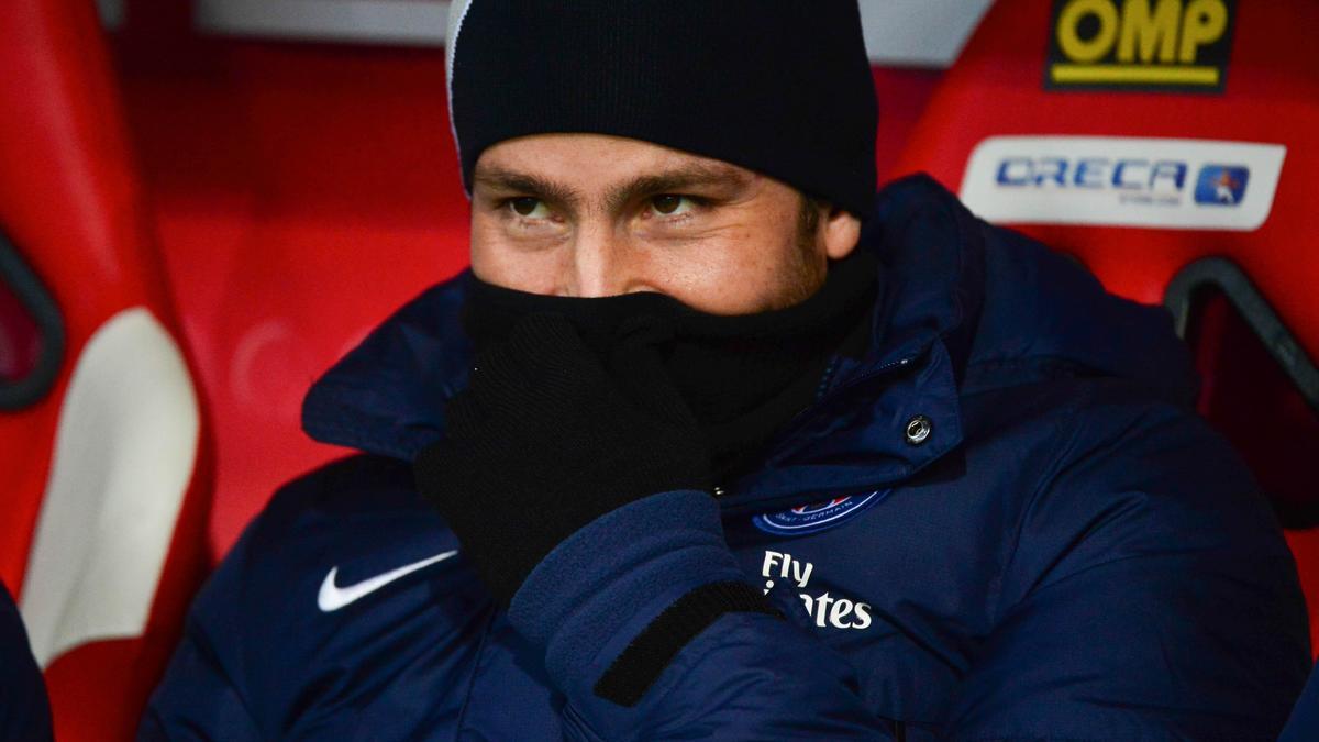 PSG : Maxwell, source d'interrogation pour le staff parisien ?