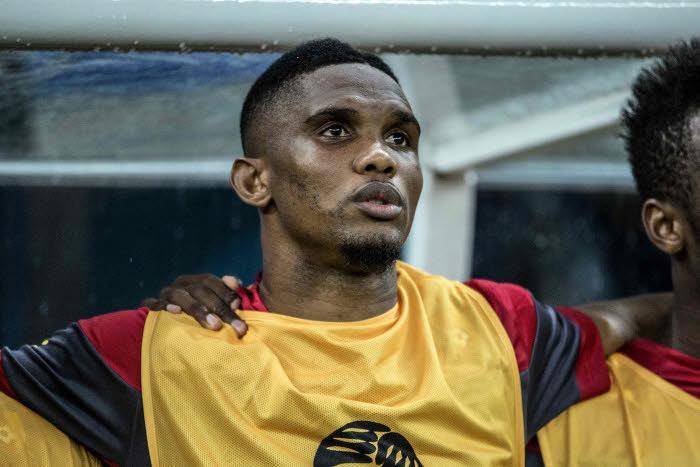 Samuel Eto'o, Cameroun