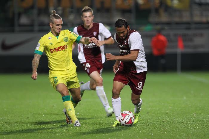 Mercato - FC Nantes : Les premières impressions du nouveau défenseur