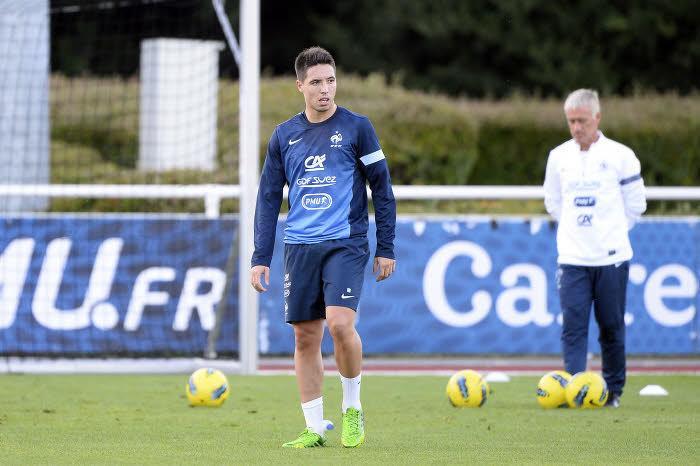 Samir Nasri, Équipe de France