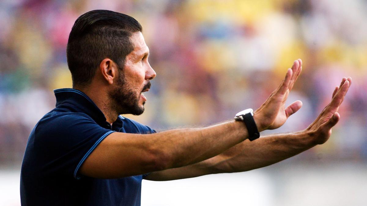 Mercato - Atlético Madrid/PSG : Diego Simeone lâche un indice sur sa future destination !