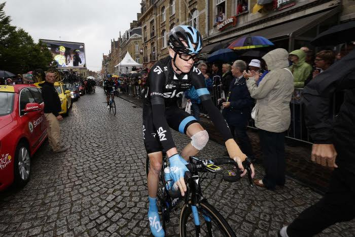 Christopher Froome, Sky