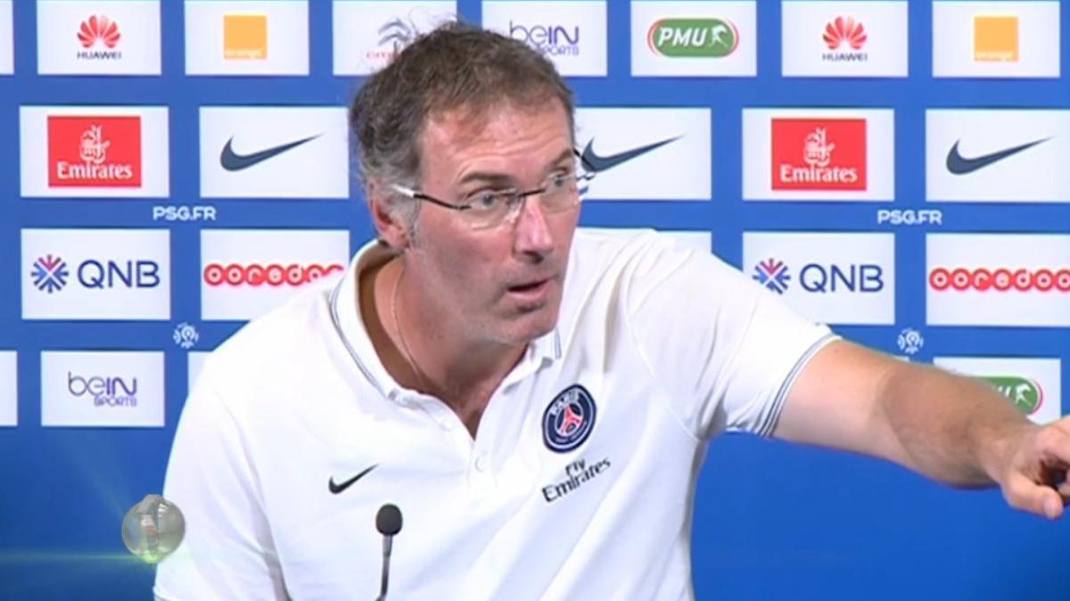 PSG - Blanc à un journaliste : «Vous avez joué au football ?» (vidéo)
