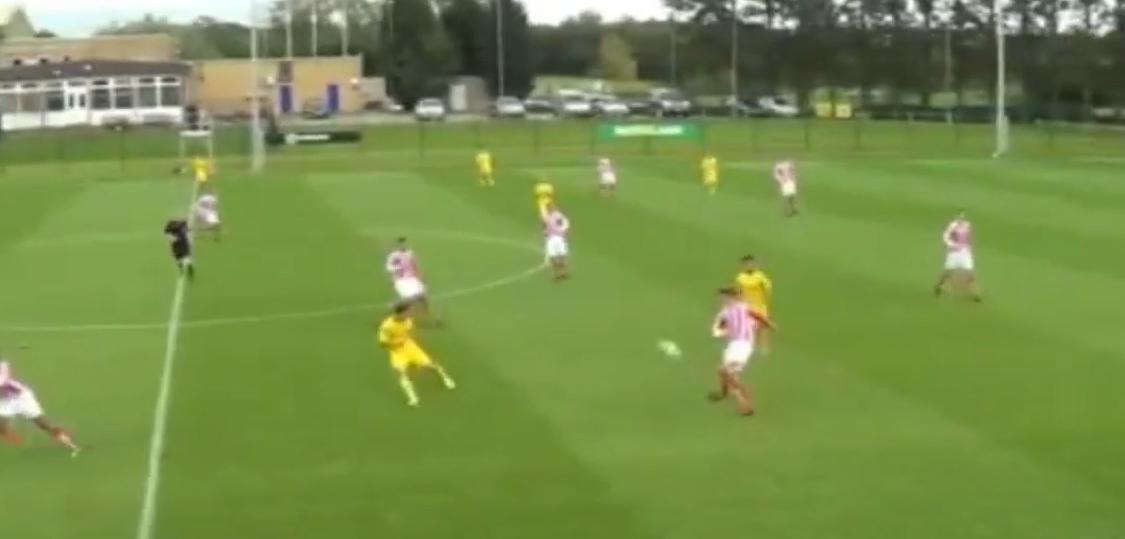 La superbe action des jeunes de Stoke City (vidéo)