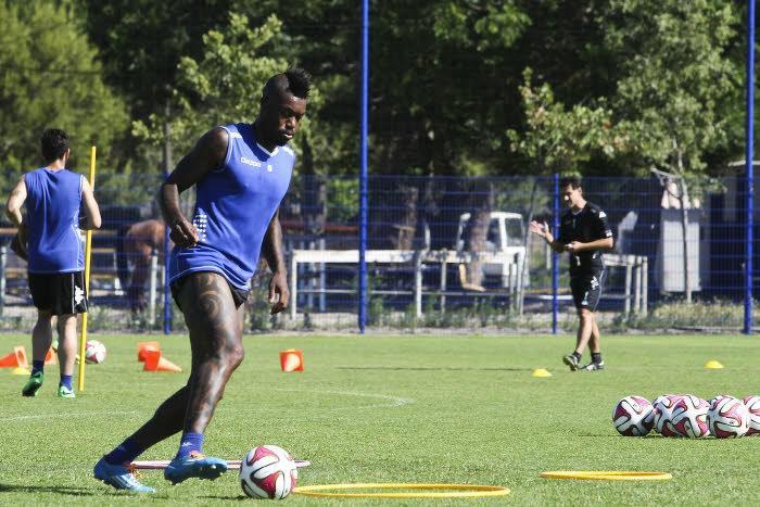 Djibril Cissé, SC Bastia
