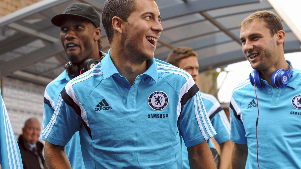 Chelsea : Hazard juge le mercato des Blues et évoque Mourinho !