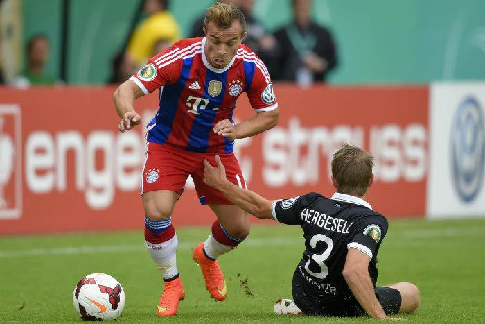 Xherdan Shaqiri, Bayern Munich