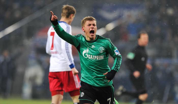 Maximilian Meyer, Schalke 04
