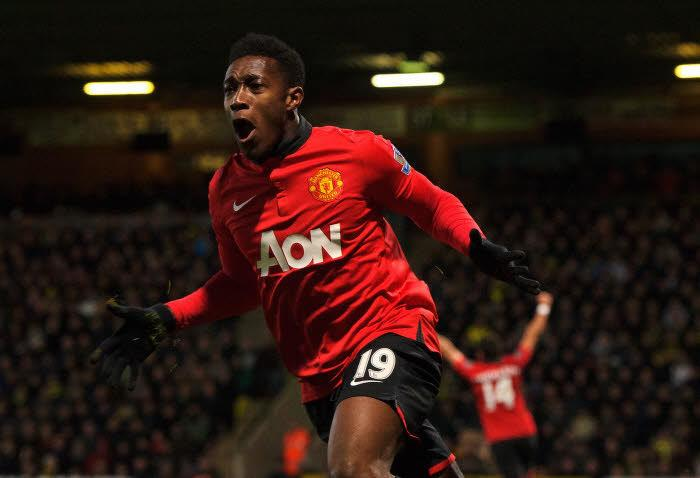 Danny Welbeck, Manchester United