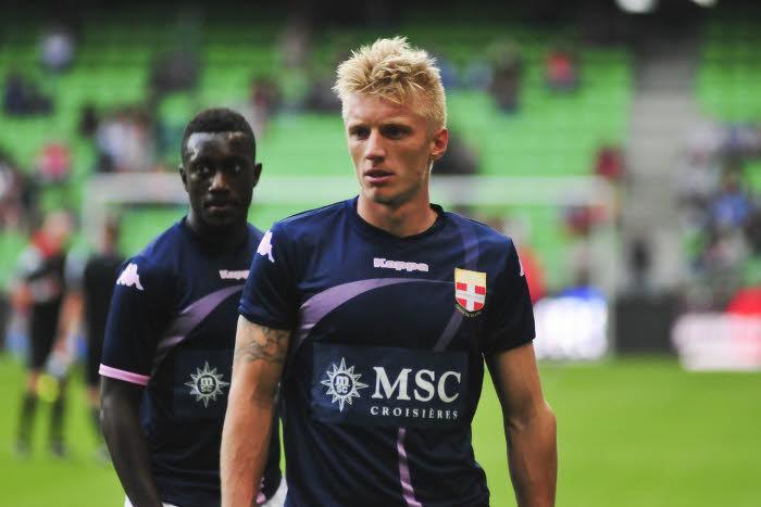 Daniel Wass, Evian-TG