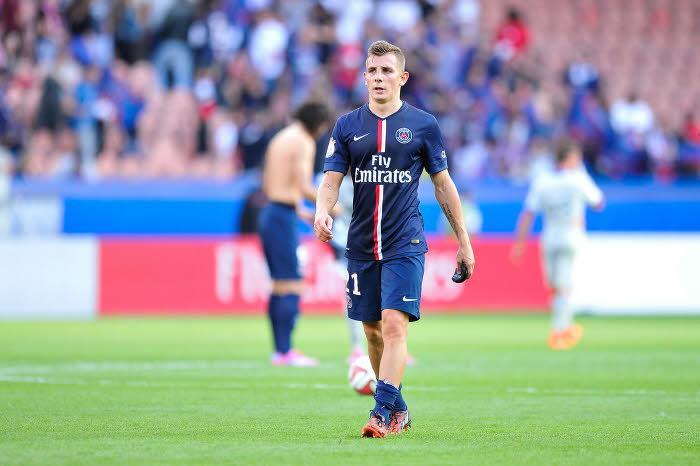 Lucas Digne, PSG