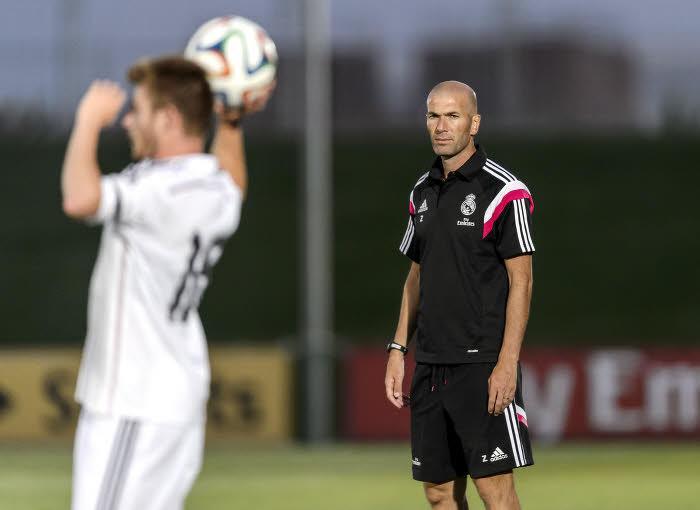 Real Madrid : Une recrue en provenance de Manchester United… pour Zidane ?