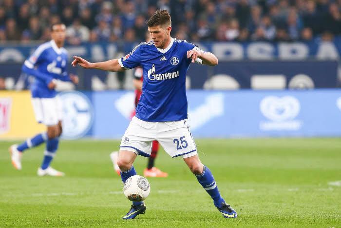 Klaas-Jan Huntelaar, Schalke 04