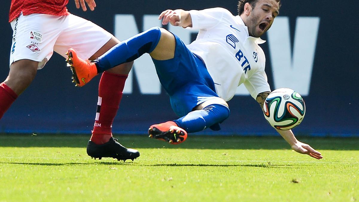 Mathieu Valbuena, Dynamo Moscou
