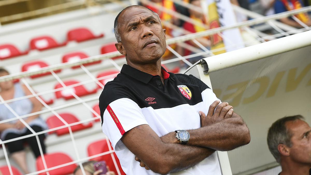 Antoine Kombouaré, RC Lens