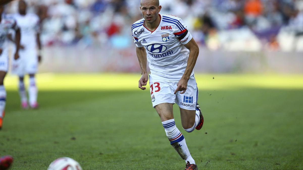 Christophe Jallet, OL