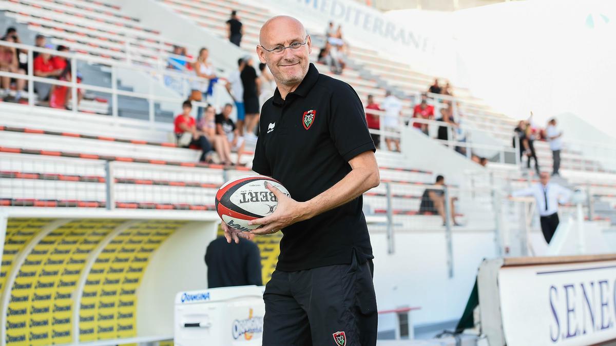 Rugby - Top 14 : Laporte souligne l'état d'esprit du RC Toulon