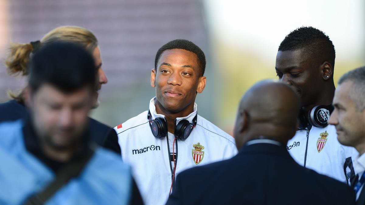 Mercato - AS Monaco : Jardim donne la tendance pour Martial