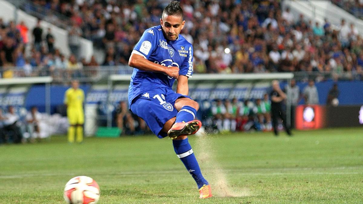 Mercato - SC Bastia : Boudebouz dans le viseur de Besiktas ?