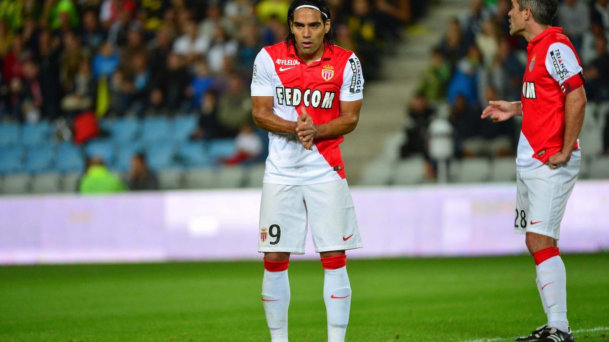 Radamel Falcao, AS Monaco