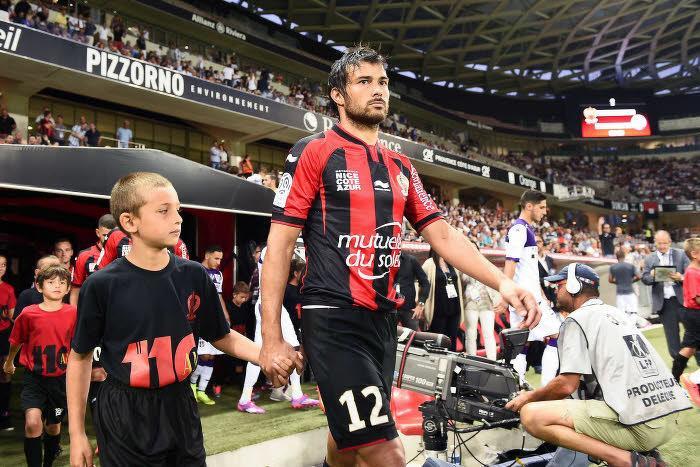 Mercato - OGC Nice : Ce club Italien qui suit de près Cvitanich