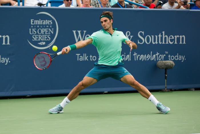 Tennis - US Open : Federer, Gasquet et Monfils au deuxi�me tour