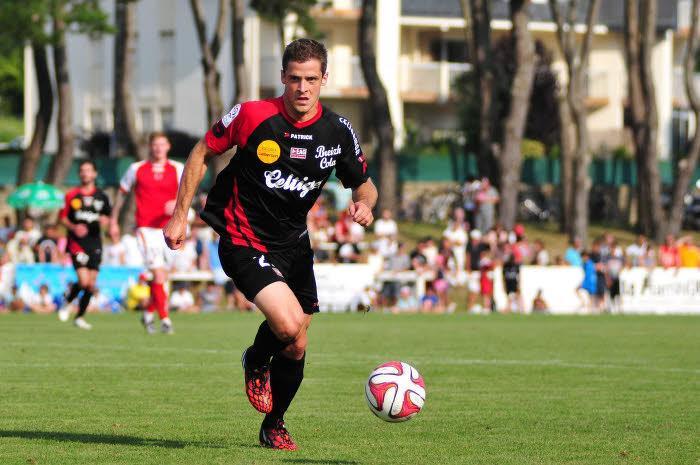 Mercato - EA Guingamp : Prolongation de contrat pour Julien Cardy