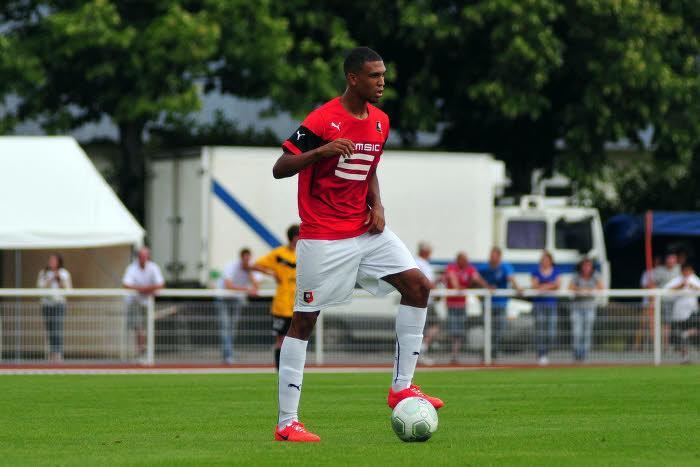 Mercato - Rennes : Hountondji prêté à Châteauroux