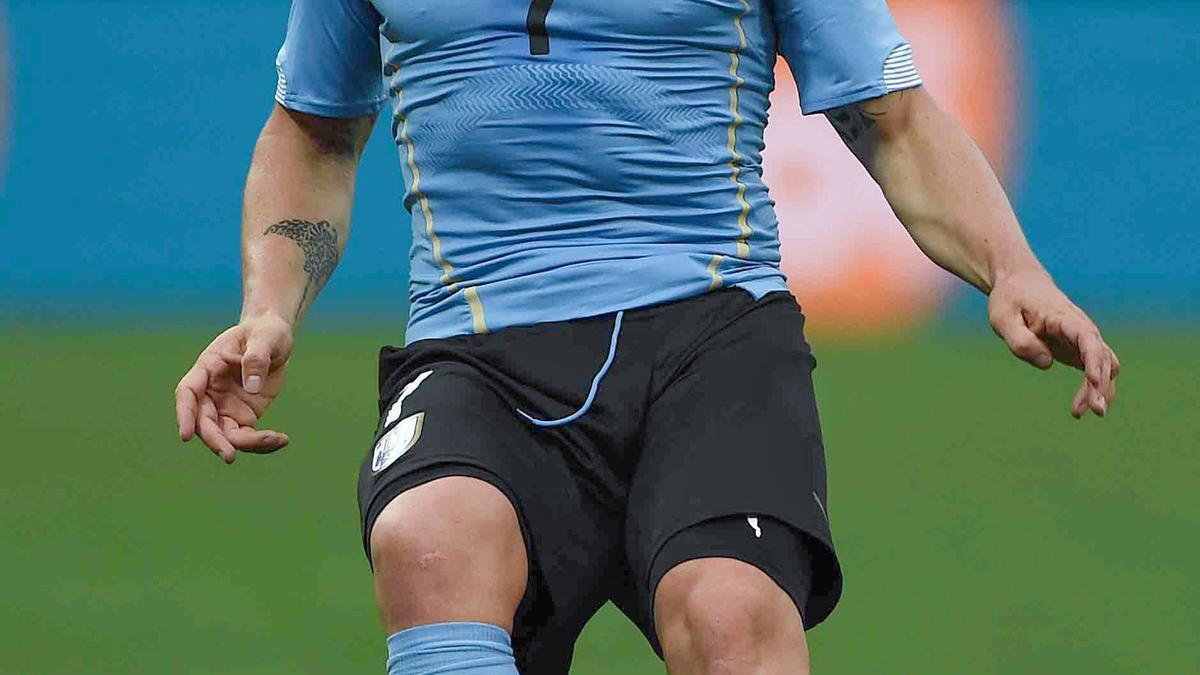 Cristian Rodriguez, Uruguay