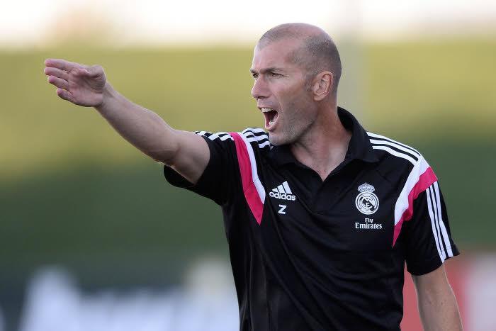 Zidane Zinedine, Real Madrid