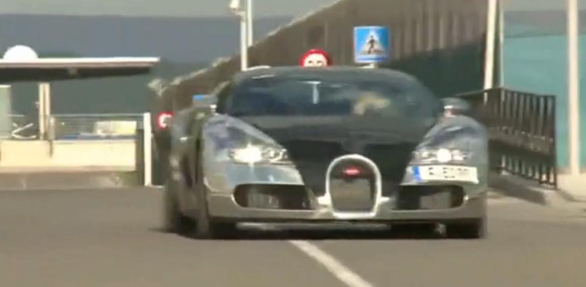 Insolite - Real Madrid : Benzema au volant de la voiture la plus rapide du monde (vidéo)