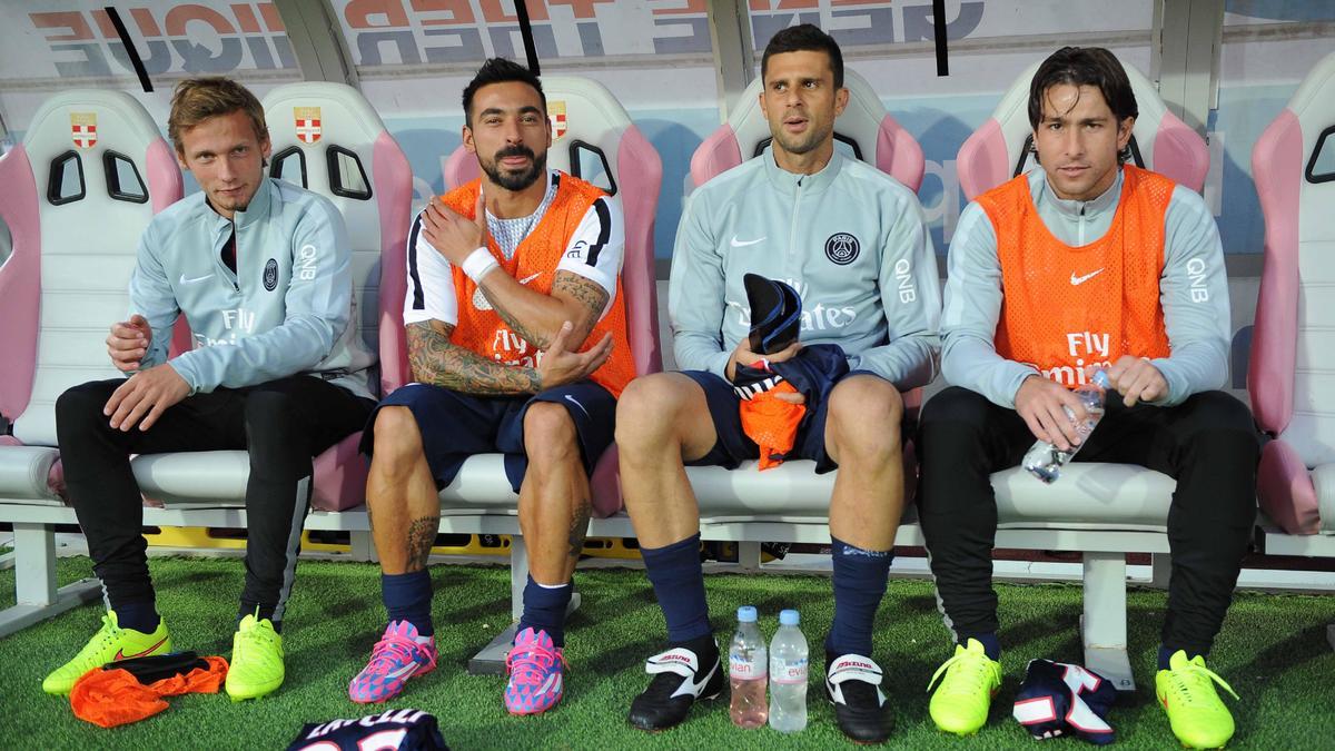 Mercato - PSG : Ce dirigeant de l'Inter Milan qui pourrait convaincre Lavezzi...