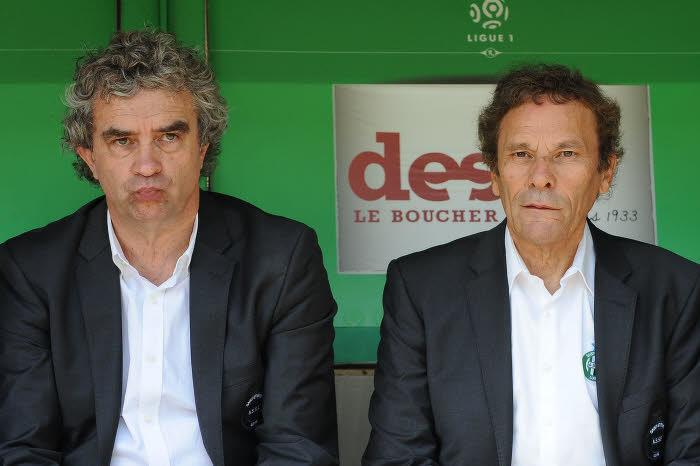 Dominique Rocheteau, Roland Romeyer