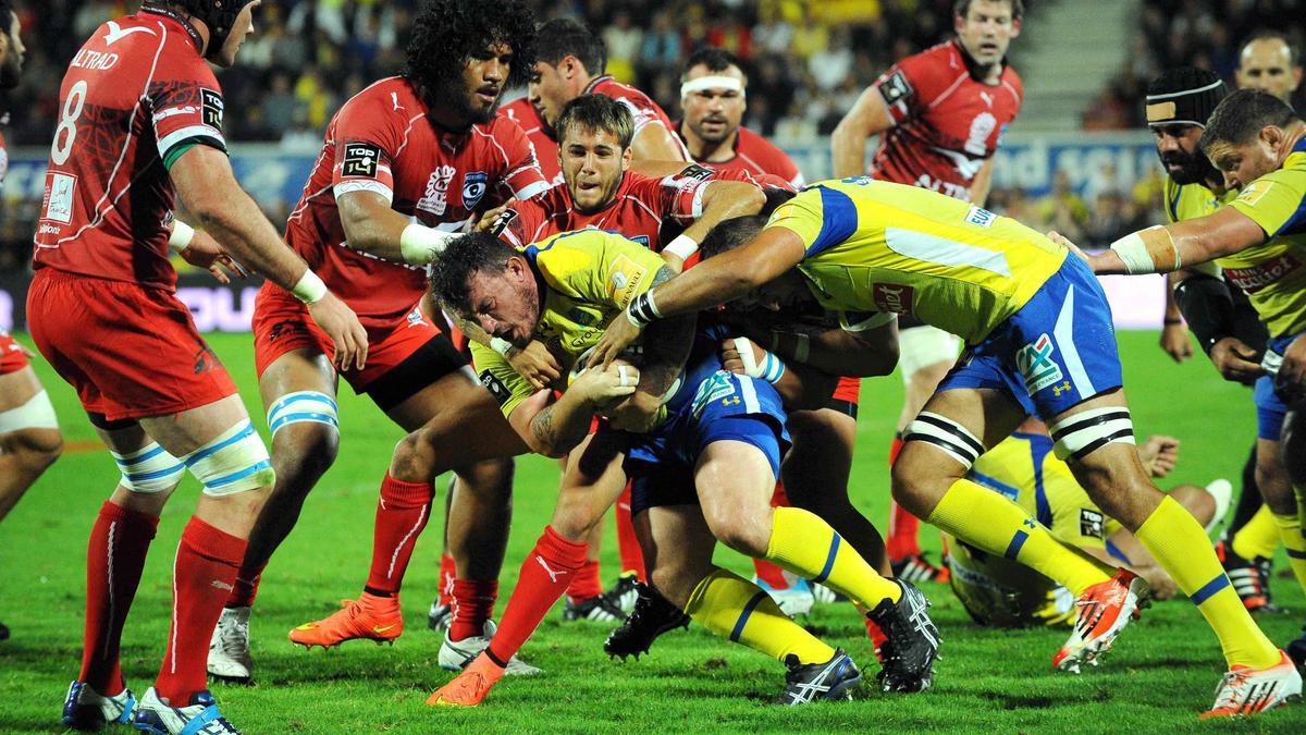 Rugby - Top 14 : L'exploit de Montpellier à Clermont !