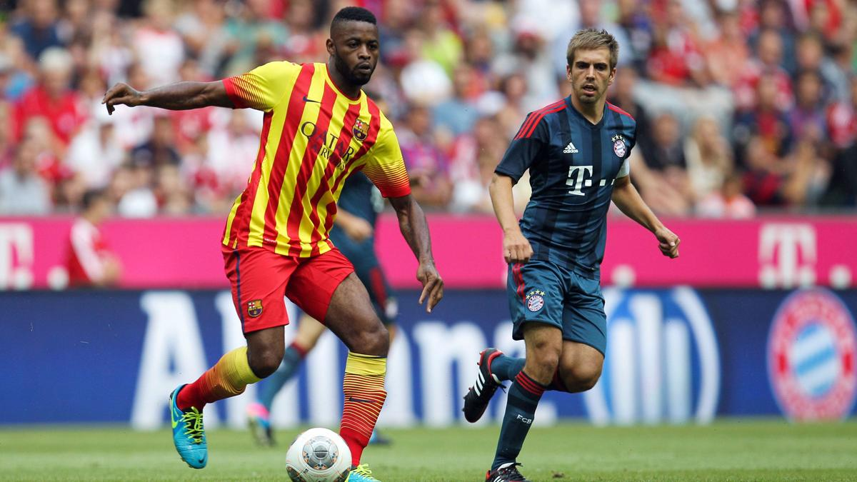 Mercato - Officiel - OM/Barcelone : Song prêté en Premier League !