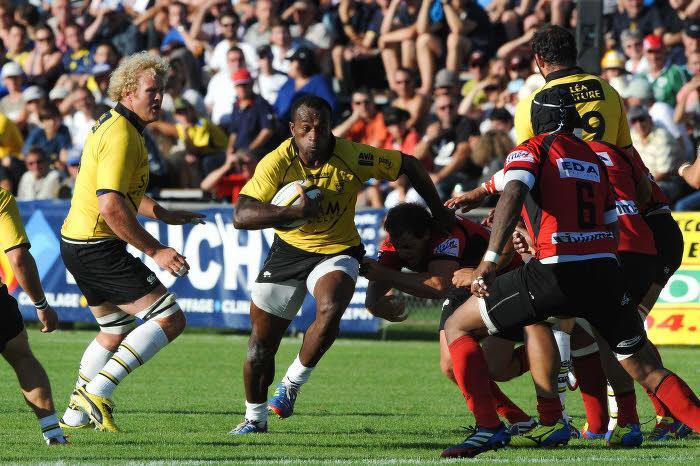 Rugby - Top 14 : Toulouse mord la poussière à La Rochelle !