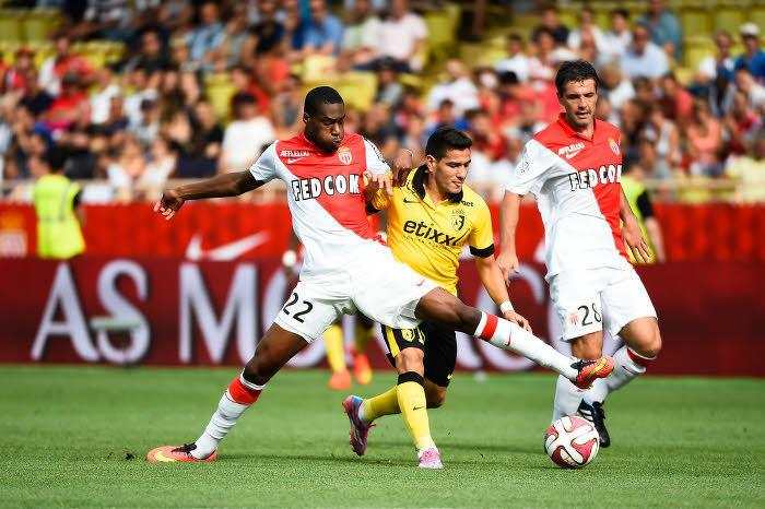 Geoffrey Kondogbia, AS Monaco