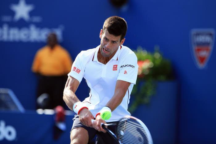 Tennis - US Open : Djokovic prend son quart