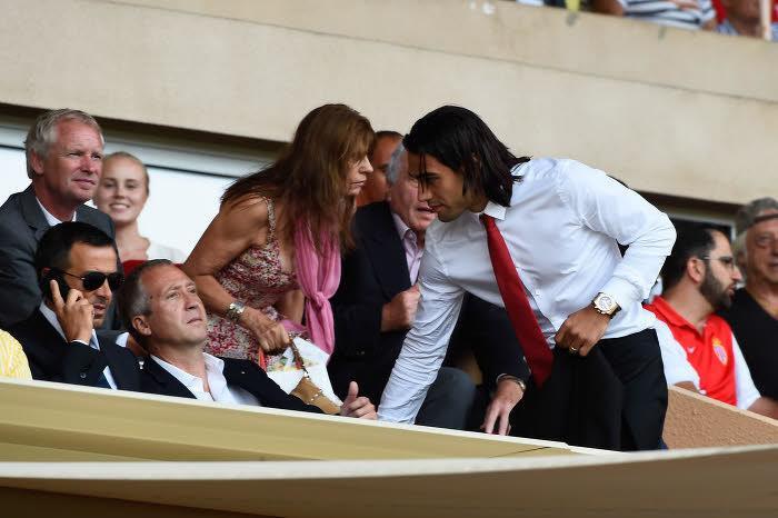 Mercato - AS Monaco/Real Madrid : Un prétendant de Falcao se livre sur la possibilité d'un transfert…