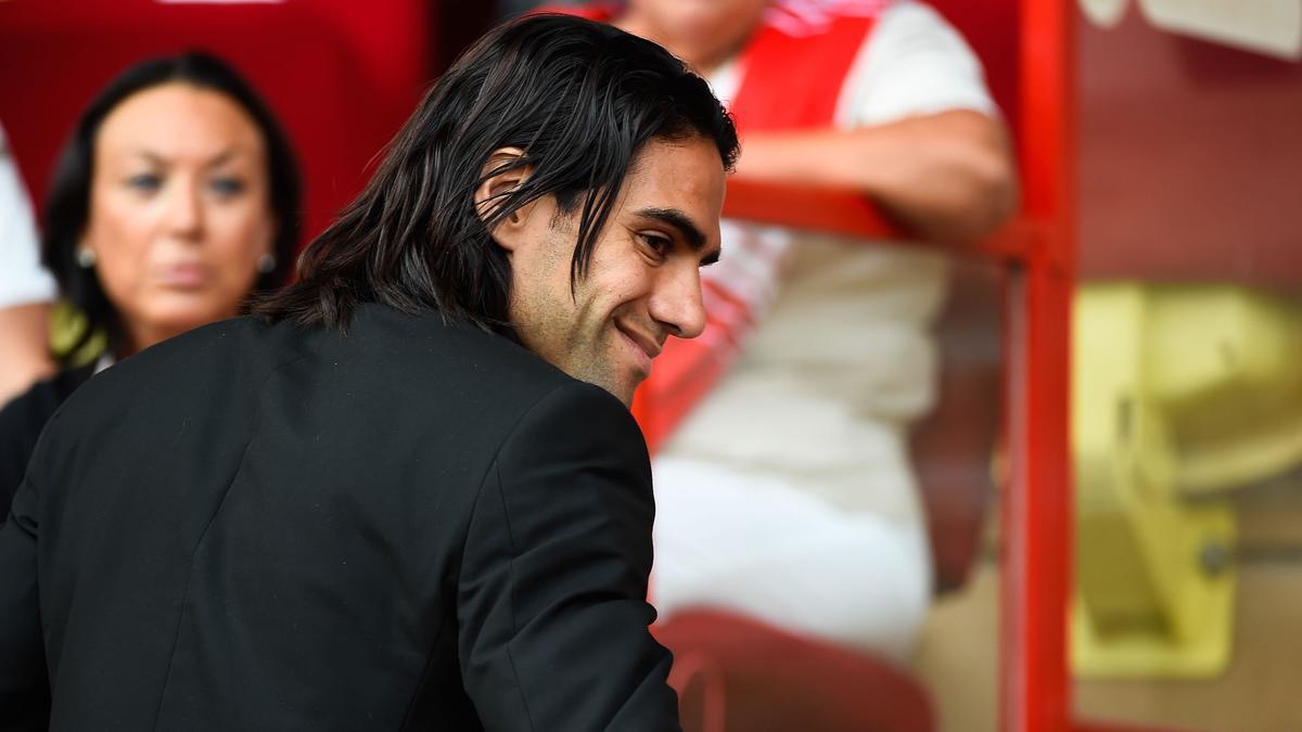 Radamel Falcao, Manchester United
