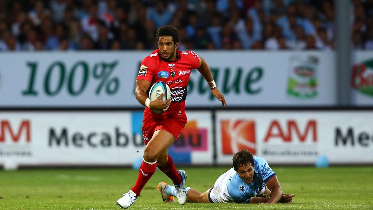 Maxime Mermoz, RC Toulon