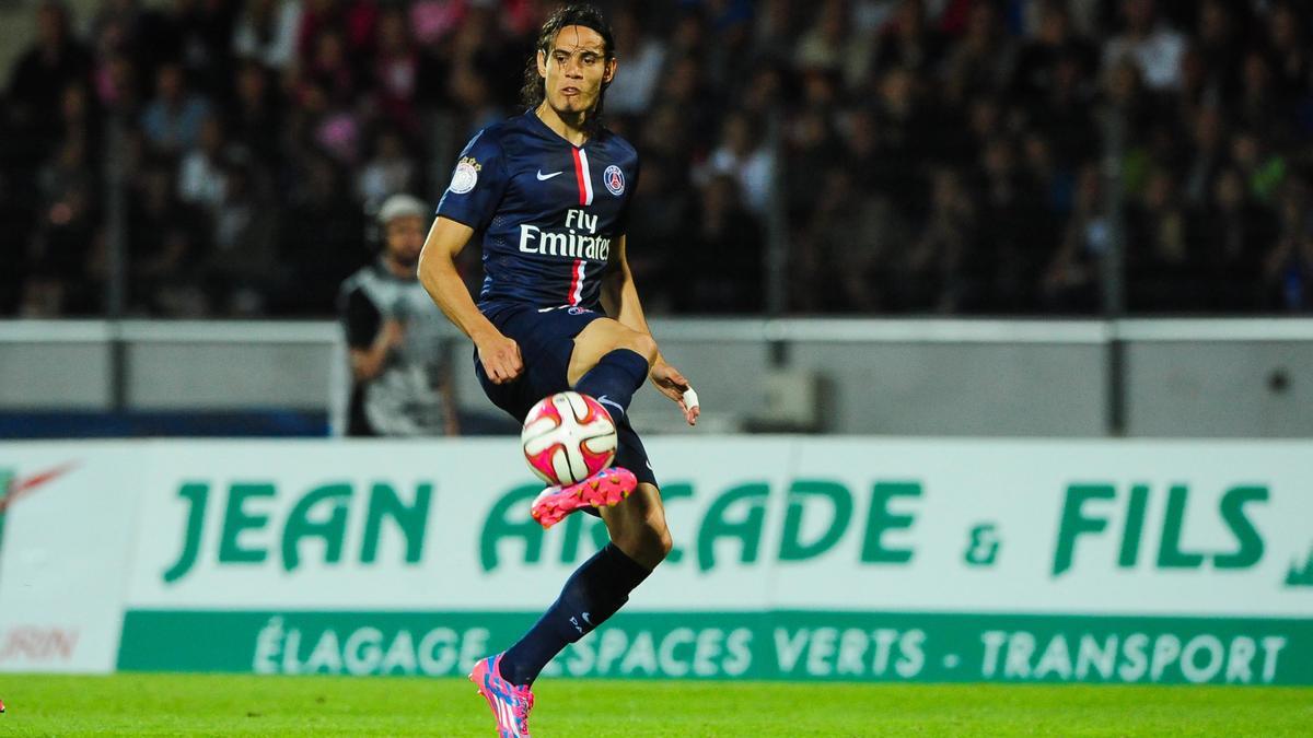 PSG : Un dernier espoir d'Arsenal pour Cavani ?