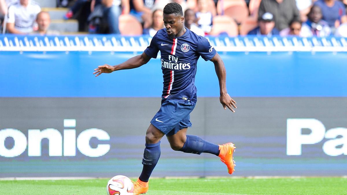 Serge Aurier, PSG