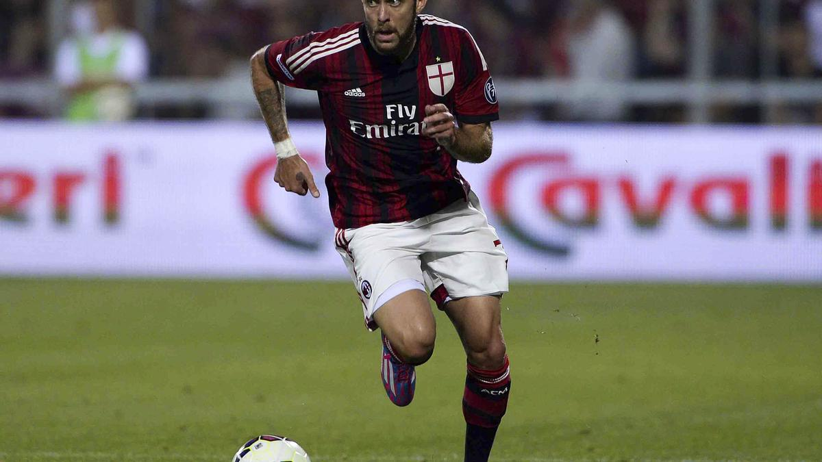 Jérémy Ménez, Milan AC